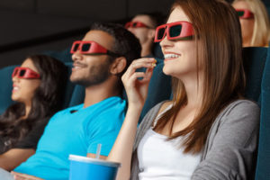 3D viewing